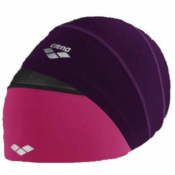 Le bonnet de bain spécial cheveux longs Smartcap par Arena, version  rose\u0026nbsp;\u0026nbsp;