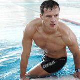 Boxer de bain homme noir et blanc Speedo Swim Fitness 2013