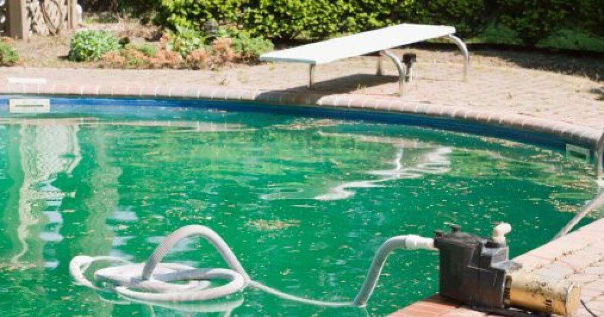 R ussir le branchement de sa pompe de piscine - Calculer le cubage d une piscine ...