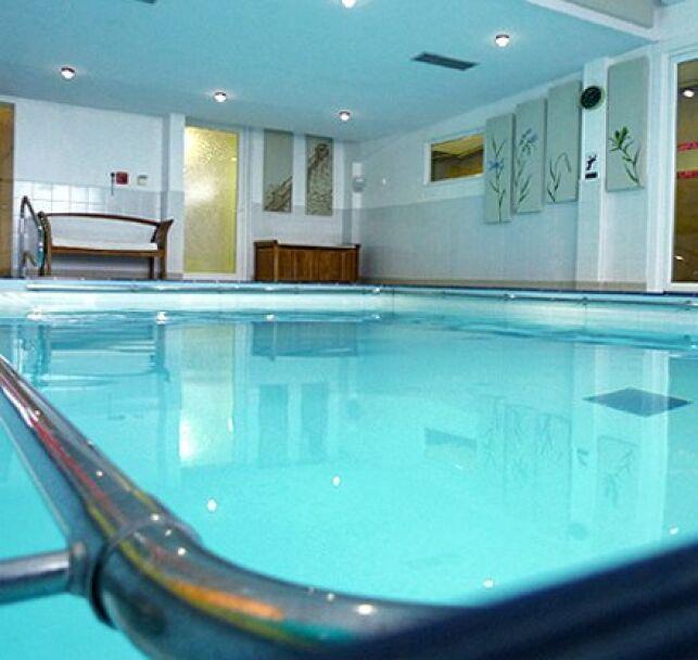 La piscine du Brin d'eau à Bègles