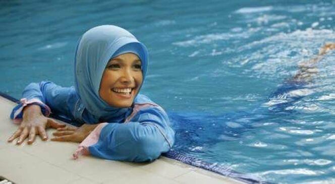 Le burkini, le maillot de bain intégral qui fait polémique