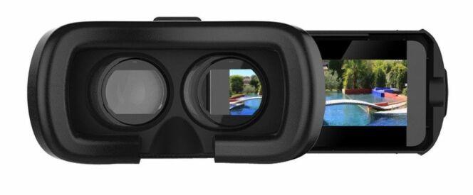 Le casque de réalité virtuelle Diffazur Piscines