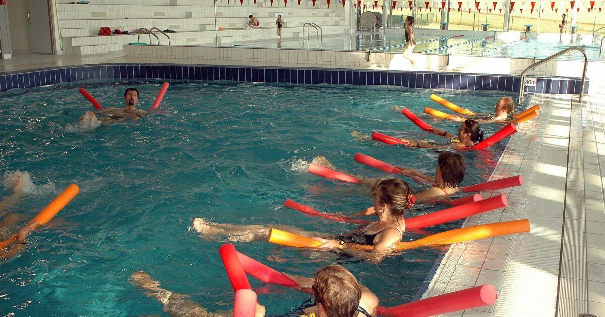 Avis et commentaires centre aquatique alm o piscine for Avis sur piscine waterair