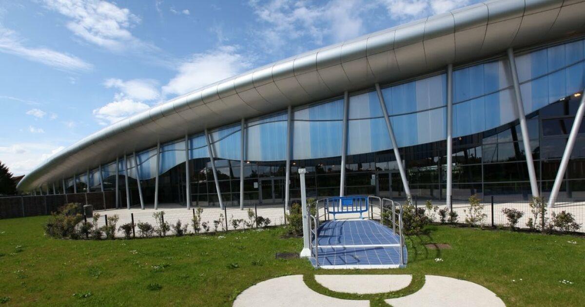 Centre aquatique les portes de l 39 essonne piscine athis - Horaire piscine marcq en baroeul ...