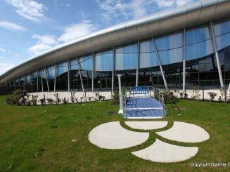 Le centre aquatique des Portes de l'Essonne à Athis Mons