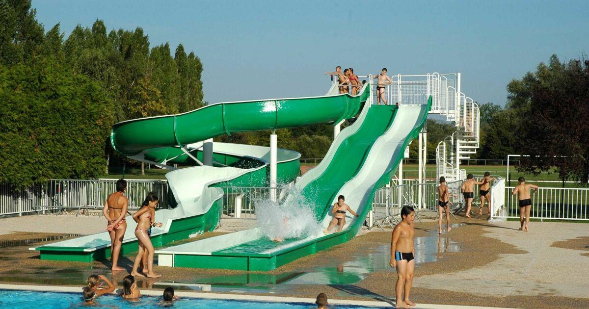 Piscine du tournugeois tournus horaires tarifs et for Centre du plateau piscine