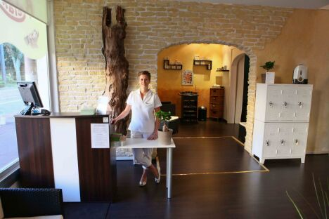 """Le centre de relaxation Relax and Go à Mulhouse<span class=""""normal italic petit"""">DR</span>"""