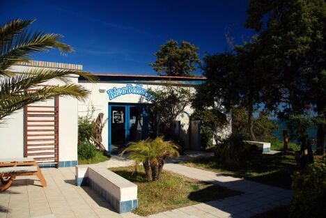 Le centre de Thalasso et spa Riva Bella à Aléria