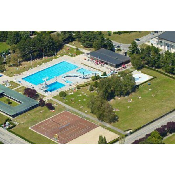 Centre nautique piscine divonne les bains horaires - Piscine centre du plateau ...