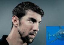 Michael Phelps va affronter un requin !