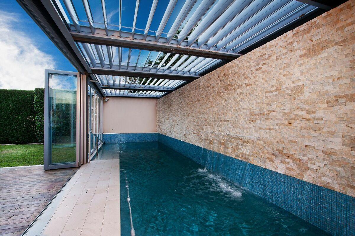 Prix D Un Couloir De Nage le couloir de nage en kit - guide-piscine.fr