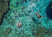 Insolite : Découvrez le tout premier Kayak totalement transparent !