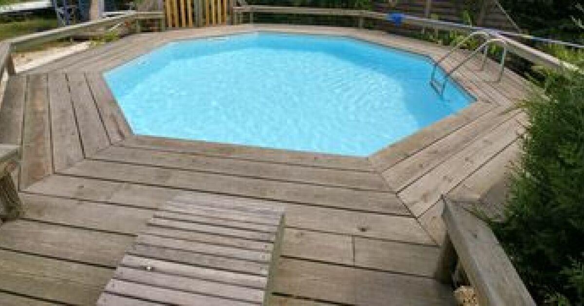 Hervorragend Qu'est-ce qu'un deck de piscine ? JC01