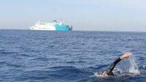 Le détroit de Gibraltar traversé à la nage !