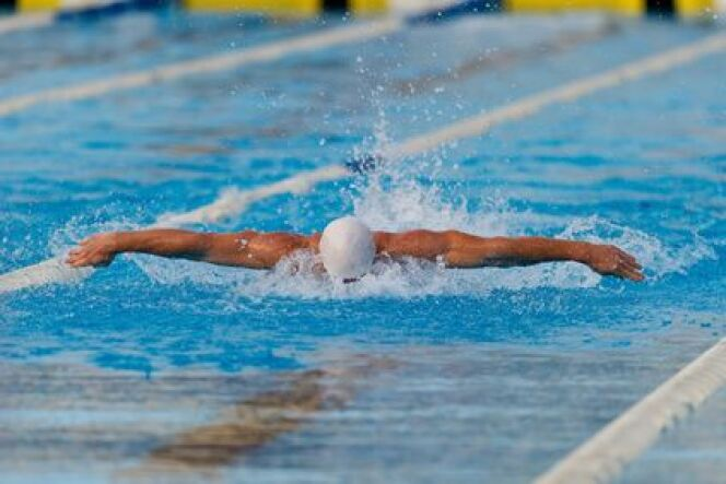 "Le dopage en natation<span class=""normal italic petit"">DR</span>"