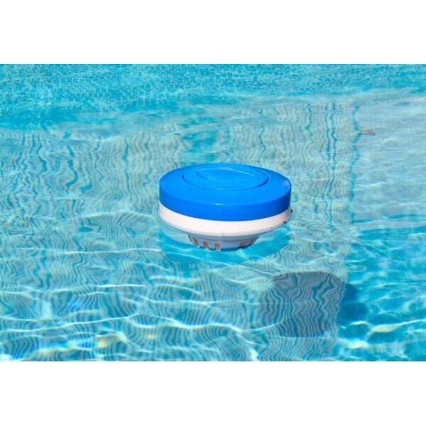 Diffuseur de chlore flottant for Chlore de piscine