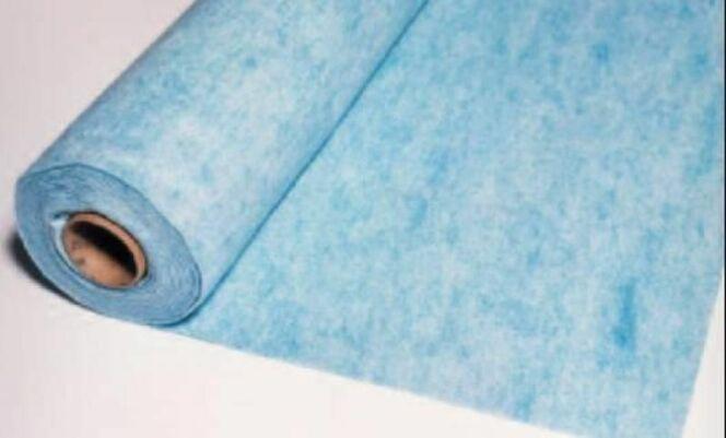 """Le feutre de protection pour liner de piscine<span class=""""normal italic petit"""">© www.alkorplan.fr</span>"""