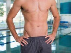 Le gainage en natation