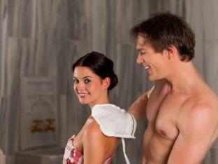 Le gommage au savon noir : un exfoliant naturel