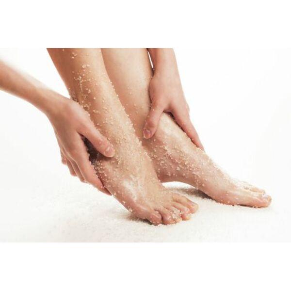 Gommage des pieds un soin pour des pieds doux sans - Soins des pieds maison ...