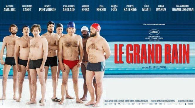 Le Grand Bain, de Claude Lellouche