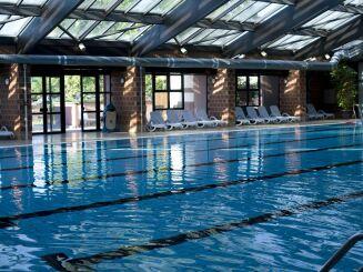 Le grand bassin de la piscine Nautiland à Haguenau