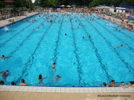 piscine en plein air de bischwiller horaires tarifs et