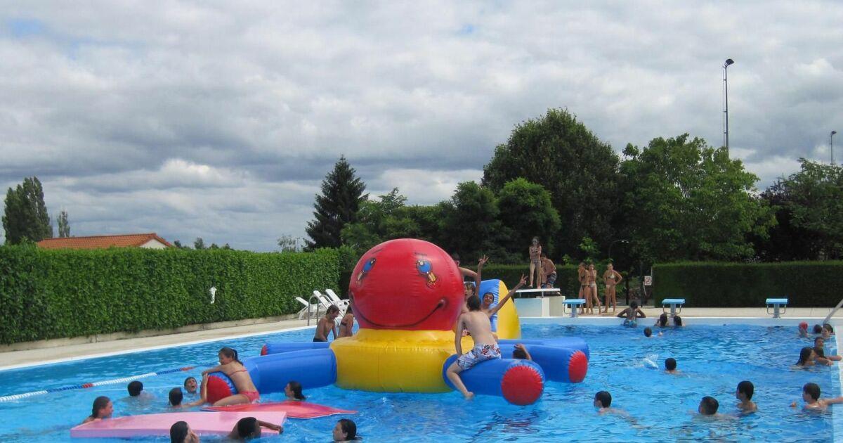 Avis et commentaires piscine aquadel maul on poitou for Piscine a poitiers