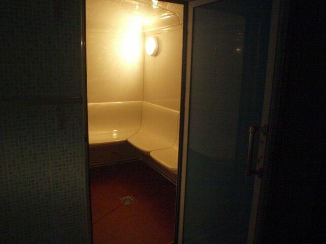 Le hammam du spa Valence Balnéo à Valence