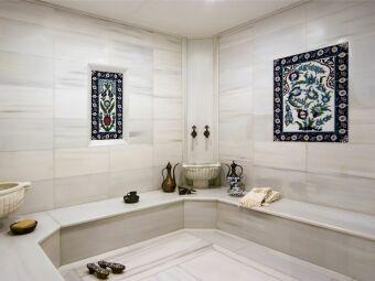 Le hammam maçonné : le bain oriental à domicile