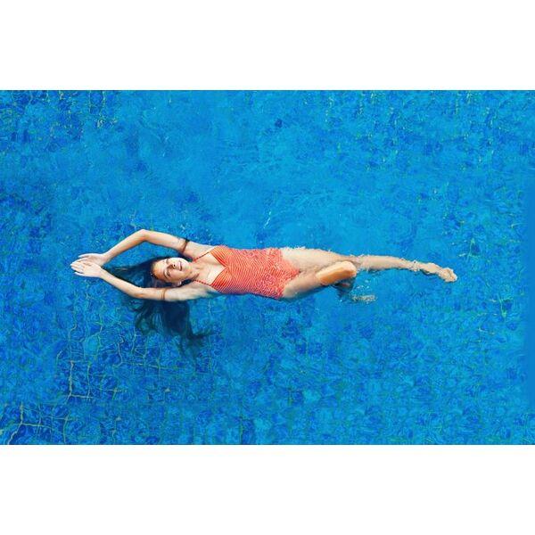 Un haut parleur flottant pour sa piscine nager en musique - Haut parleur pour piscine ...