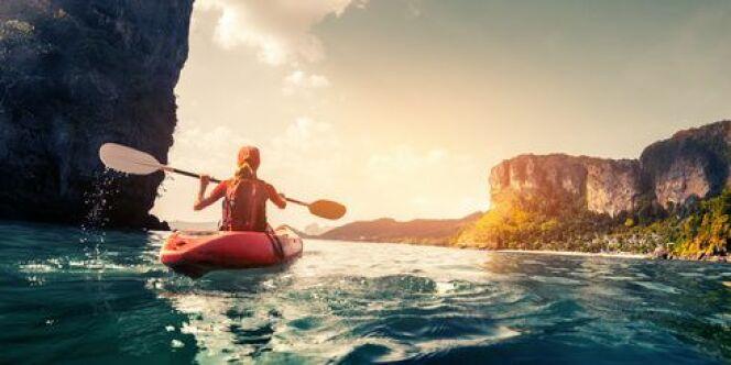 Le kayak : une activité fun pour l'été