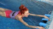 Le maillot de bain pour l'aquagym