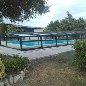 Le marché de la piscine vu par Azenco et Oplus