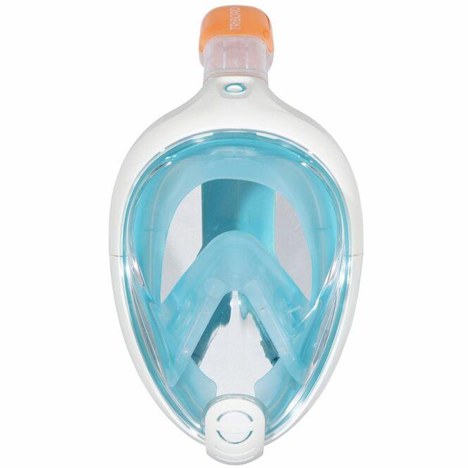 Le masque de surface Easybreath turquoise