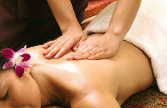 Le massage californien