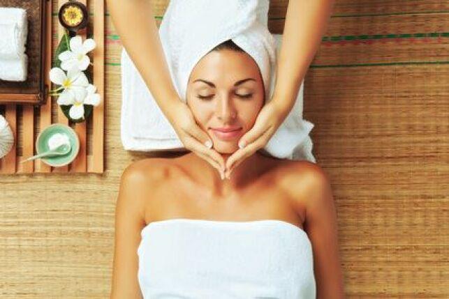 Le massage drainant