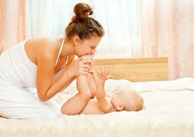 Le massage pour bébé : un moment de complicité