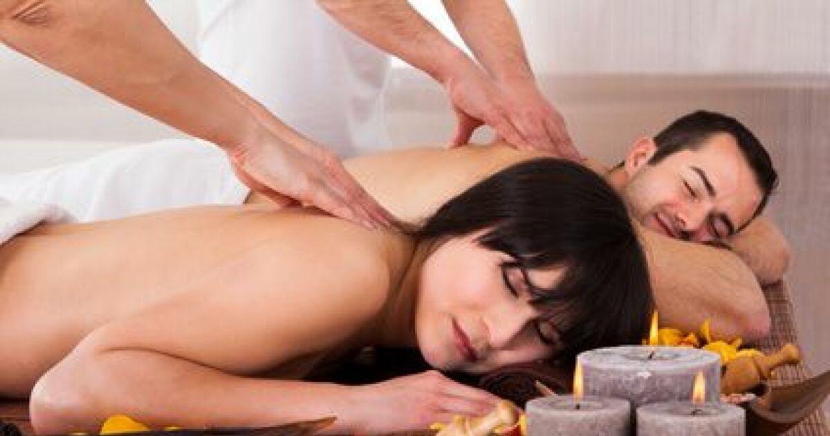 Le massage pour couple au spa - Salon de massage pour couple ...