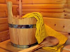 Le nettoyage automatique d'un hammam