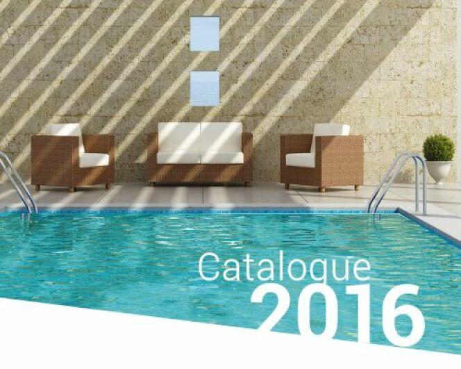 "Le nouveau catalogue 2016 d'Hayward<span class=""normal italic petit"">© Hayward</span>"