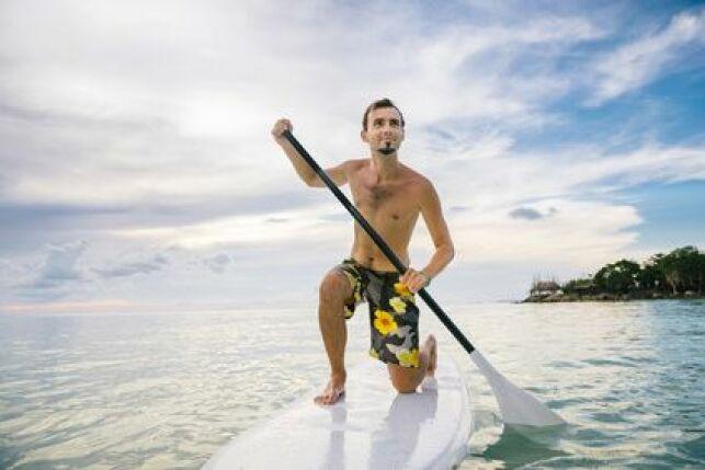 Le paddle board