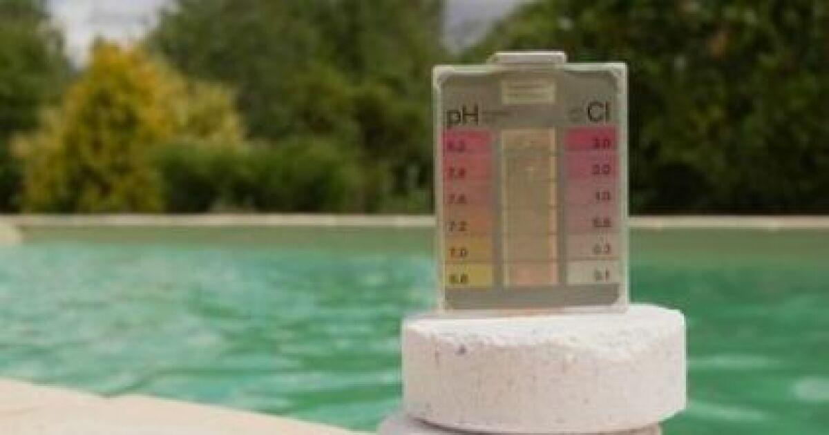le ph de l eau de votre piscine tout ce que vous devez savoir. Black Bedroom Furniture Sets. Home Design Ideas