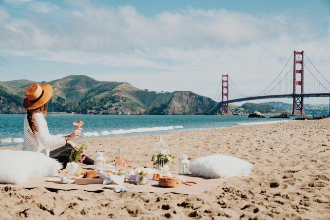Le pique-nique idéal à emmener à la plage