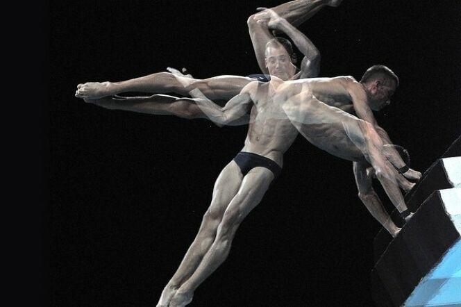 """Le plongeon acrobatique-artistique : un sport de haut niveau<span class=""""normal italic petit"""">© Cheah Cheng Poh</span>"""