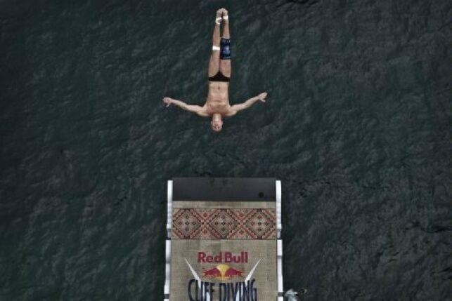 Le plongeon de haut-vol : des sensations extrêmes