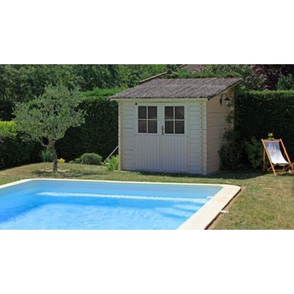 pool house en kit