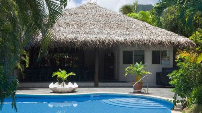 "Le pool house paillote    <span class=""normal italic petit"">© lilly3 - Thinkstock</span>"