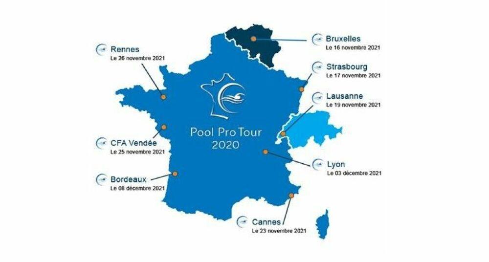 Le Pool Pro Tour revient en 2021© Pool Pro Tour