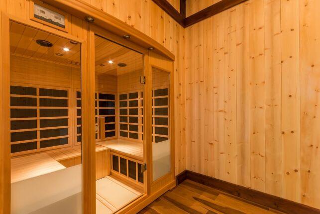 Le prix d'un sauna infrarouge